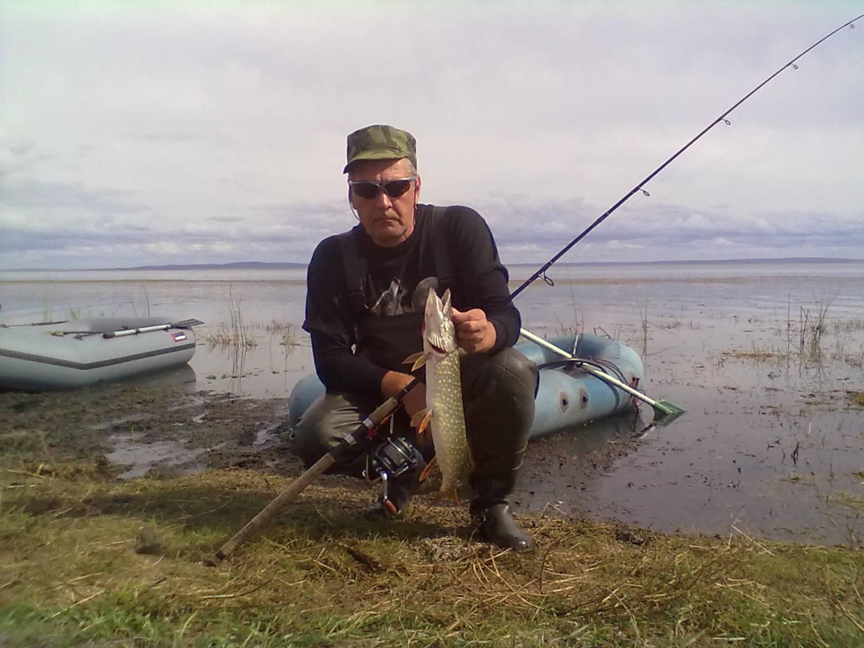 рыбалка на атавды